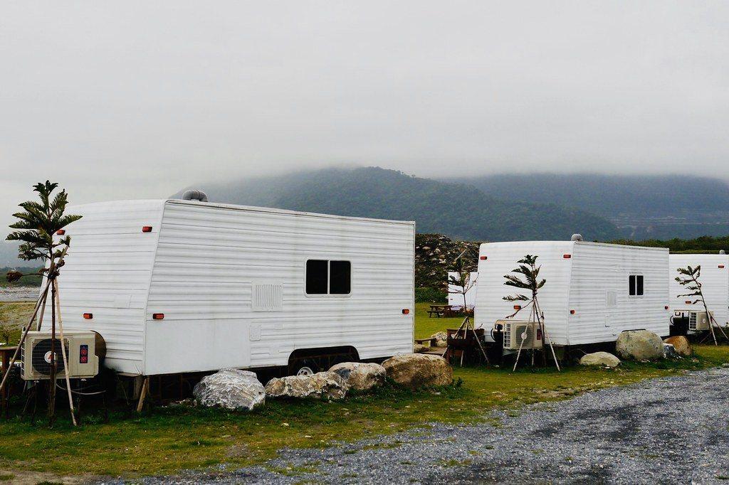 露營車營位