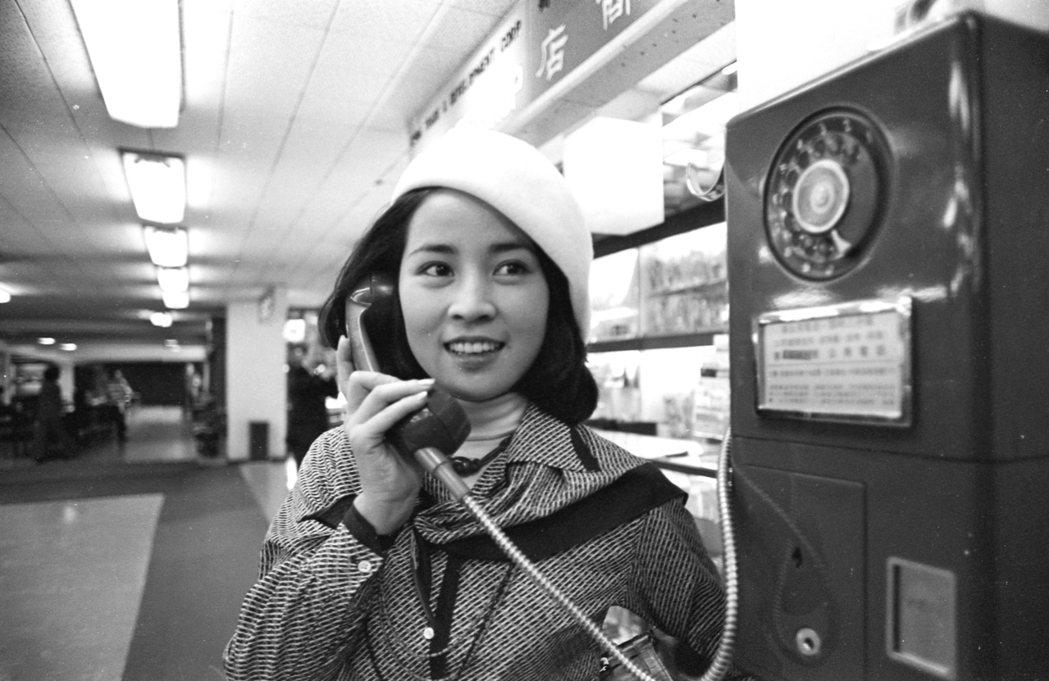 林鳳嬌是文藝片的當家天后之一。圖/報系資料照片