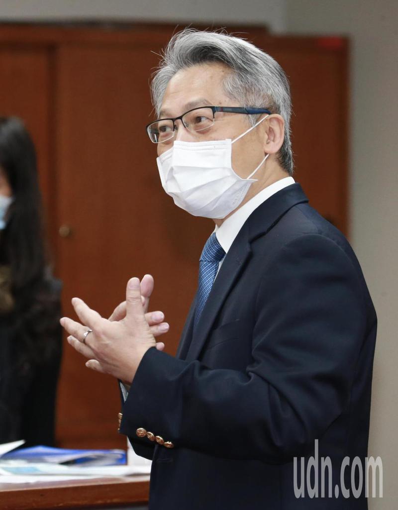 中央研究院院長廖俊智表示,中研院將成立「新興傳染病研究專題中心」,針對新興傳染病研究進行更深入的探索,並進行人才培育。記者黃義書/攝影