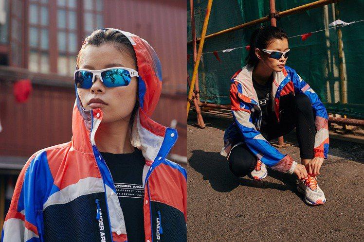 為了女性運動者UNDER ARMOUR在這季推出結合街頭潮流與戶外機能的「UA ...
