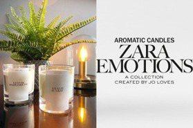 Jo Malone創辦人再聯名ZARA 8款「黑白極簡香氛蠟燭」打親民價,超難買啊!