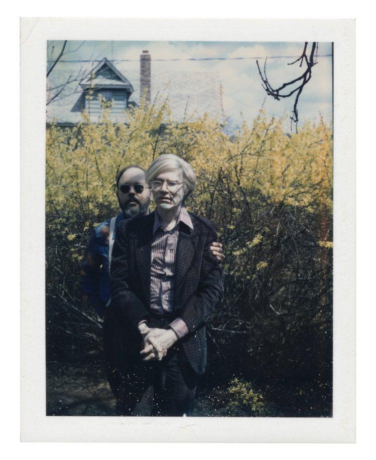 佳士得「安迪沃荷:美好歲月」,Andy Warhol and Henry Gel...