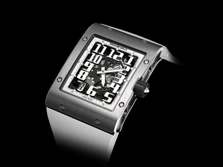 RICHARD MILLE,RM 016超薄自動上鍊腕表,8.25毫米的厚薄,戴...