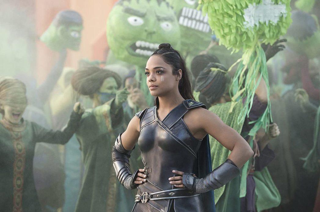泰莎湯普森將重回「雷神索爾4」繼續扮演女武神。圖/摘自mdb