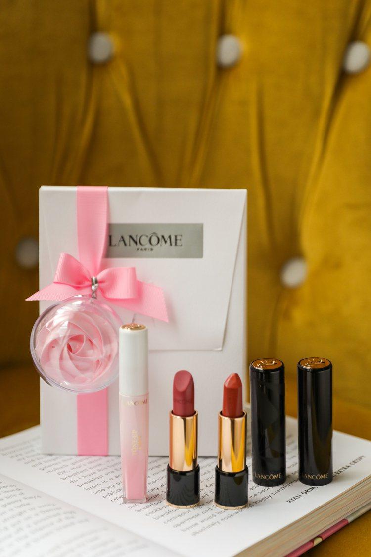購買任2支「絕對完美系列唇膏」,就可免費獲得「絕對完美潤唇蜜」正產品一支,同時再...