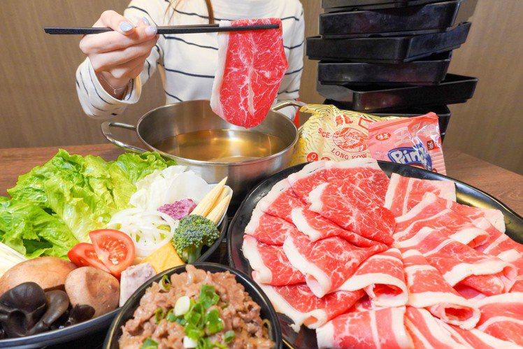 東吉水產公館店,自即日起改成「吃到飽」餐廳。圖/馬辣集團提供