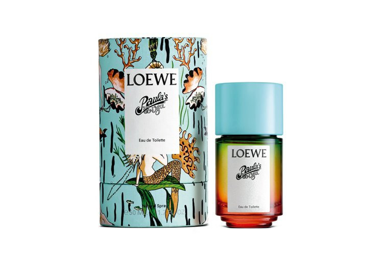 PAULA´S IBIZA系列首支中性香水,是溫暖感性的龍涎香與清新椰子水的對比...