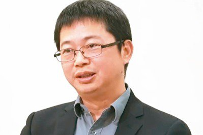 國衛院感染症與疫苗研究所執行長劉士任。 圖/國衛院提供
