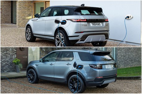 Range Rover Evoque、Discovery Sport新增全新三缸插電動力!