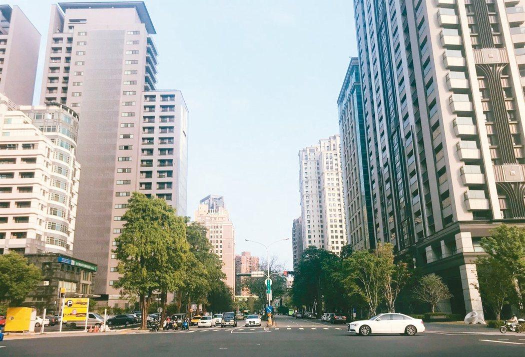 網友發問,雙北哪區最宜居。示意圖。 記者游智文/攝影
