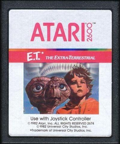 曾引起大事件的《E.T》。
