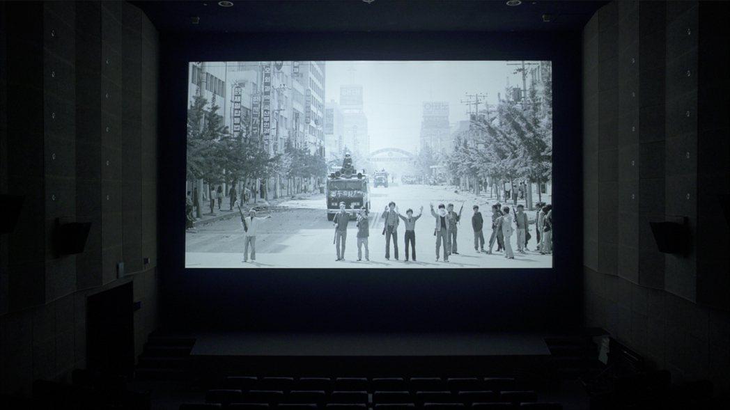 《光州事件之謎:誰是金君?》劇照。 圖/Giloo紀實影音