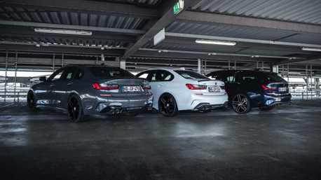 G-Power「洗禮」過的M340i 意圖讓你別等新世代BMW M3了!