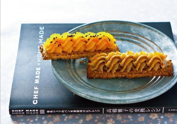 地瓜塔。 圖片/台灣好食材