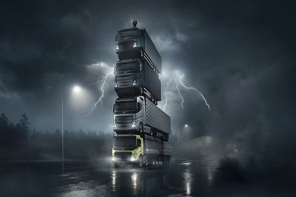 Volvo Trucks發表新世代FH、FH16、FM、FMX等車系,除能適應各...
