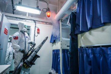 海軍敦睦艦隊染疫,防疫軍令傳遞出問題?