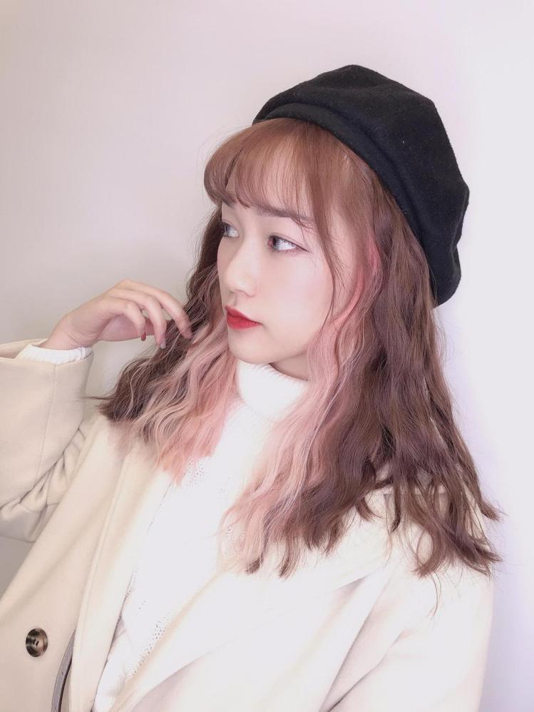 髮型創作/名留總店 / 黃品慈,圖/StyleMap美配提供