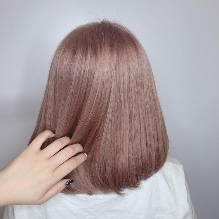 髮型創作/諾亞藝術造型 裕民店 / Mini,圖/StyleMap美配提供