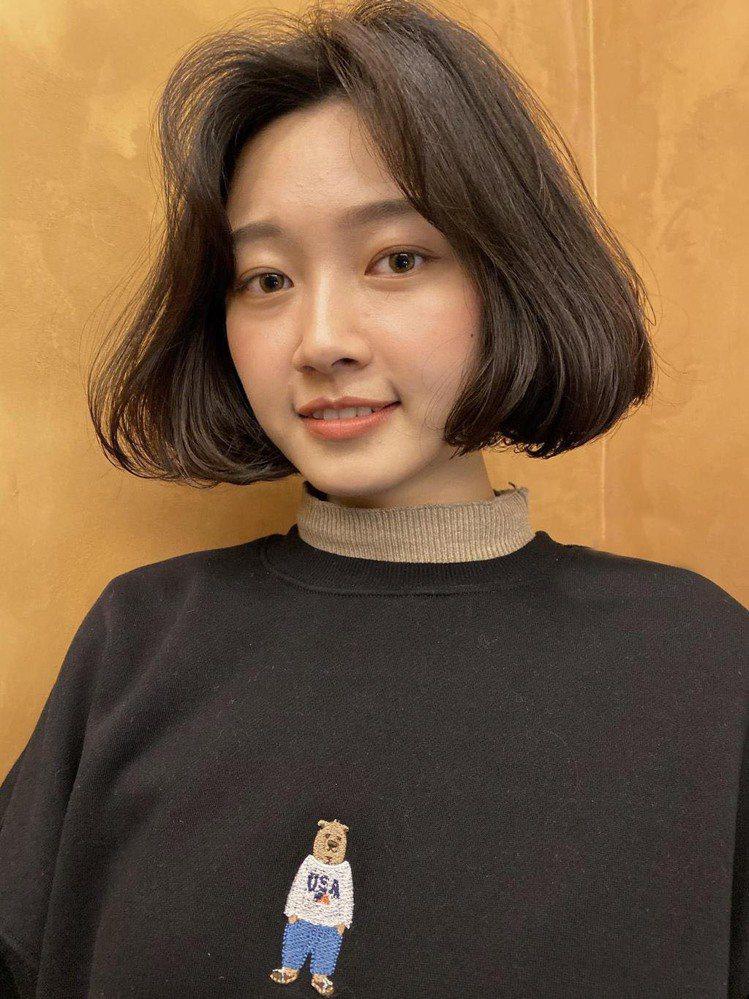 髮型創作/Lusso 中山店 / Lusso Cho No,圖/StyleMap...