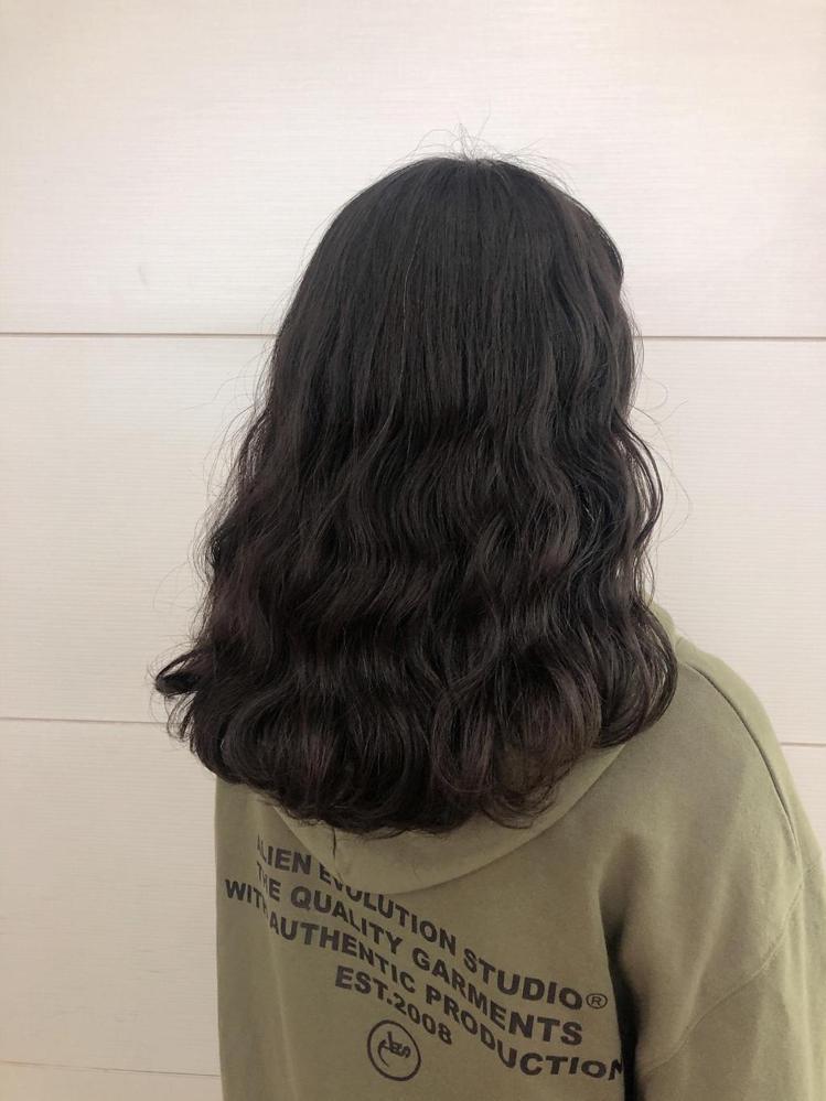 髮型創作/AT22國際髮型 板橋店 / Mia,圖/StyleMap美配提供