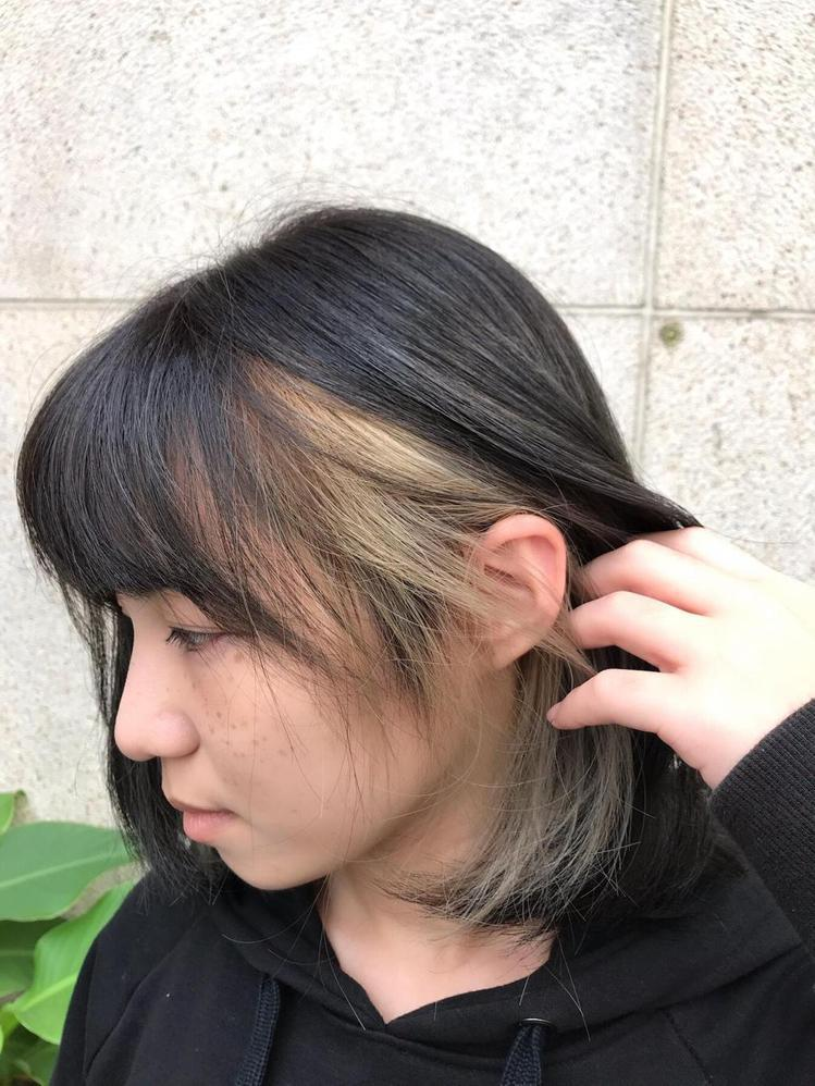 髮型創作/Leader天母店 / Nicole 鄭書宇,圖/StyleMap美配...