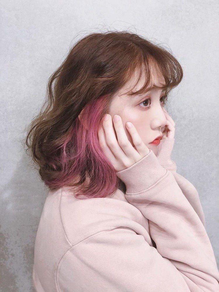 髮型創作/GENIC SALON 小巨蛋店 / hanna漢娜 hair sty...