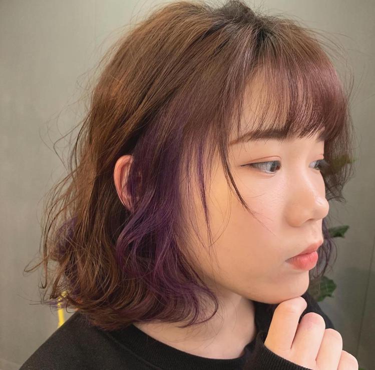 髮型創作/Mini Arrow小小指標·髮藝·空間 / Mini Chen,圖/...