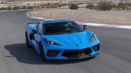 頂級油電Chevrolet Corvette將擁有1,000匹馬力?讓我們五年後見!