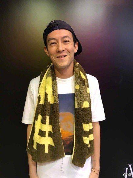 陳冠希現今努力經營個人潮牌。圖/摘自微博