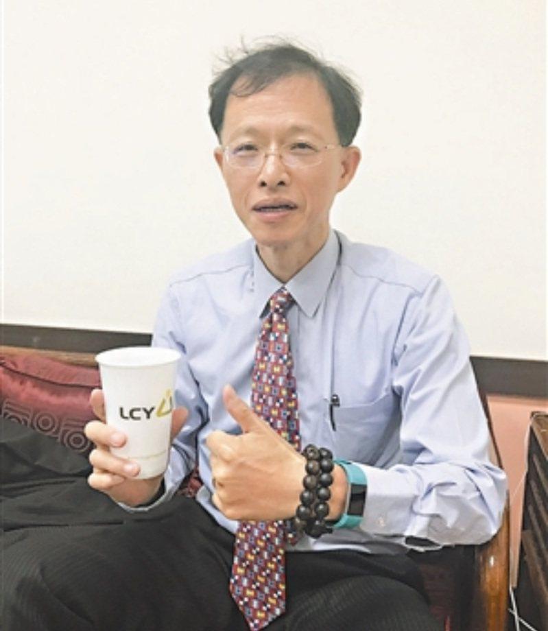 高雄氣爆二審逆轉無罪,李長榮集團總裁李謀偉表示,謝謝法院的無罪判決。 圖/聯合報系資料照片
