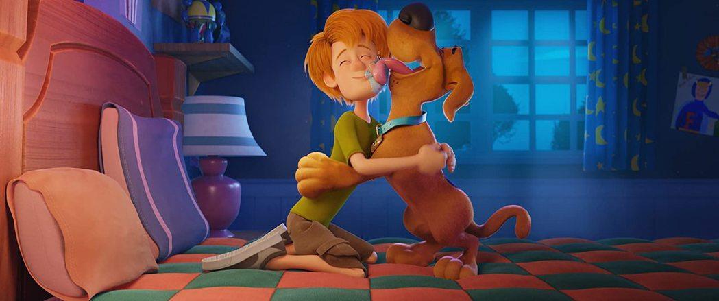 原先計畫在戲院上映的「狗狗史酷比!」,現改為直接串流上架。圖/imdb