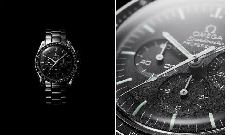 14秒決定一只腕表的傳奇?五十年前1970年的14秒,卻讓歐米茄超霸計時碼表,至...
