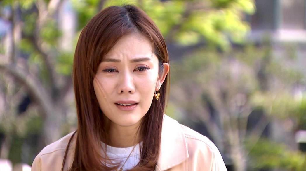 王宇婕在「炮仔聲」中化身鬼媽媽。圖/三立提供