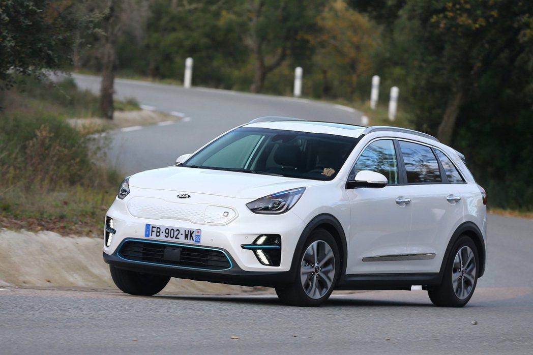 Kia e-Niro今年第一季在歐洲共交付了4,553輛。 摘自Kia