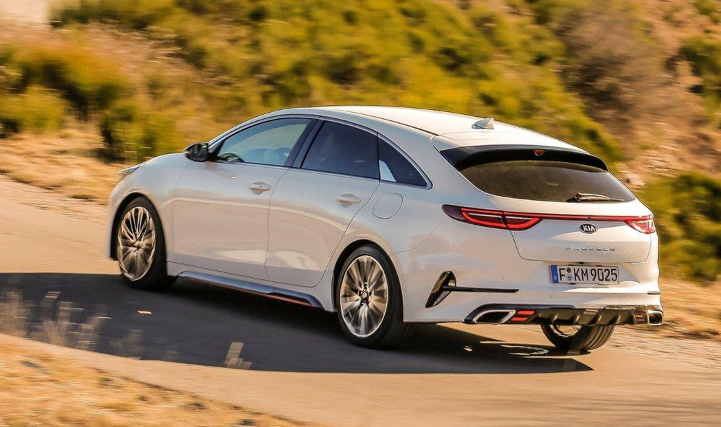 Kia今年第一季在歐洲銷量雖然下滑,但電動車銷售表現告捷。圖為Kia ProCe...