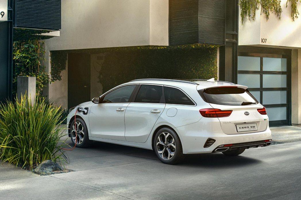 今年一月至三月Kia在歐洲共售出113,026輛、下滑了14.5%,不過電動車型...