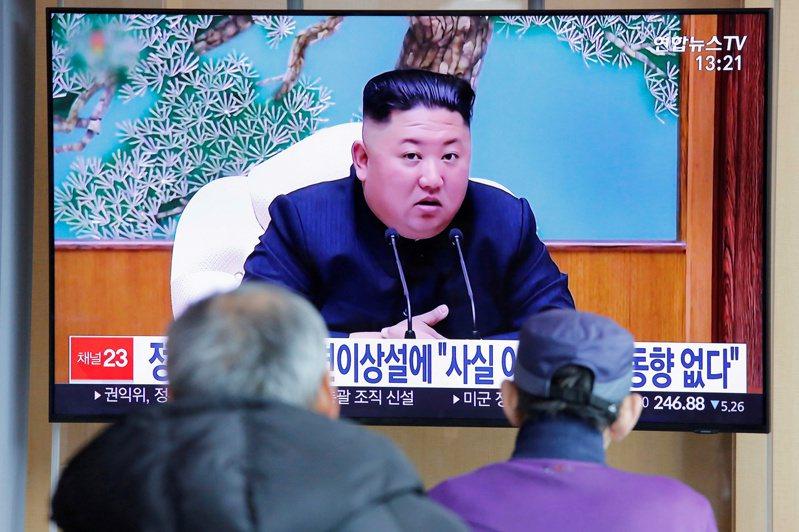 中國大陸23日派醫療團隊赴北韓,為金正恩的健康提供建議。路透