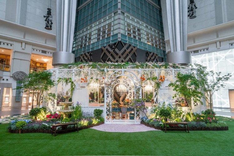 台北101購物中心首波13%回饋,特別加碼延長至5月10日。圖/台北101提供
