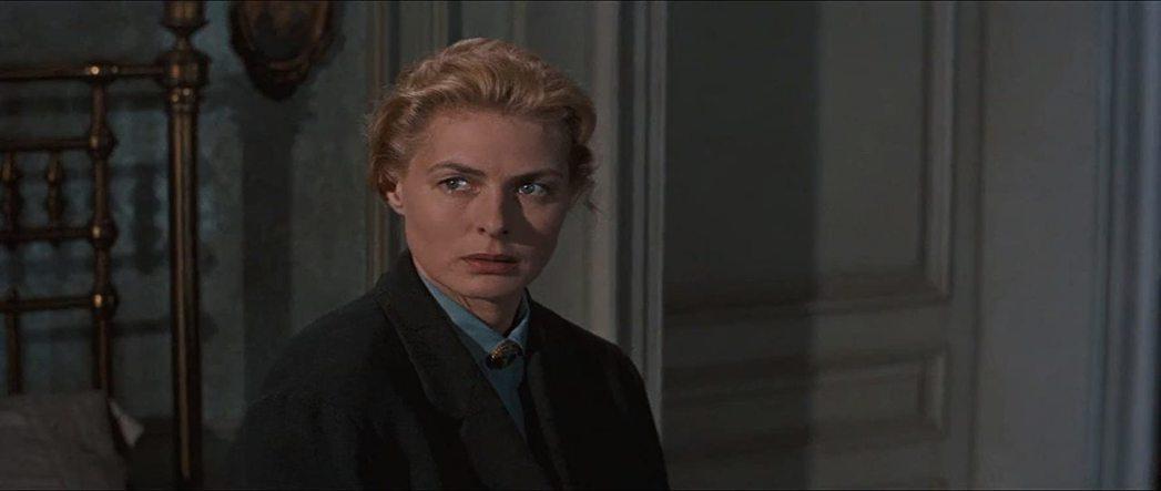 英格麗褒曼曾與名導傳緋聞遭到好萊塢放逐。圖/摘自imdb