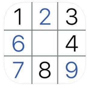 數獨-經典邏輯益智遊戲