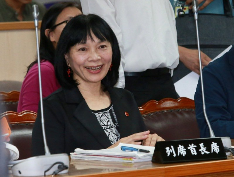 行政院预计本周提出促转会委员名单送立法院,代理主委杨翠可望真除。 图/联合报系资料照片
