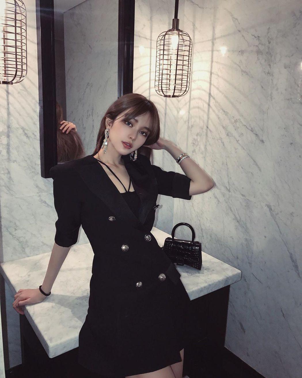圖/擷自周揚青IG