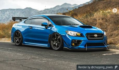 2020年版本的Subaru WRX 22B和GR Supra WRC該會是長這樣?