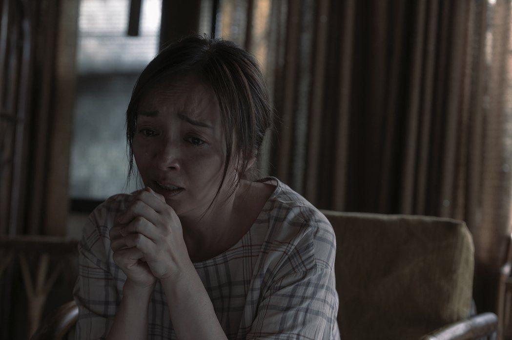 季芹曾經歷腦血栓健康危機。圖/Netflix提供