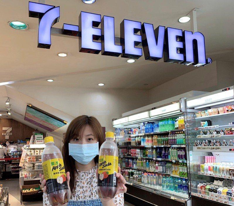 台灣超商飲料有非常多選擇,網友還分享獨門搭配法,可以自己調出更多元的飲料。示意圖/7-ELEVEN提供
