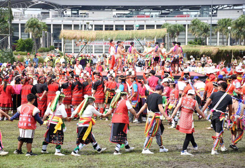 桃園市今年原住民豐年祭、歲時祭儀等活動將停辦,避免群聚感染。 圖/桃園市原民局提供