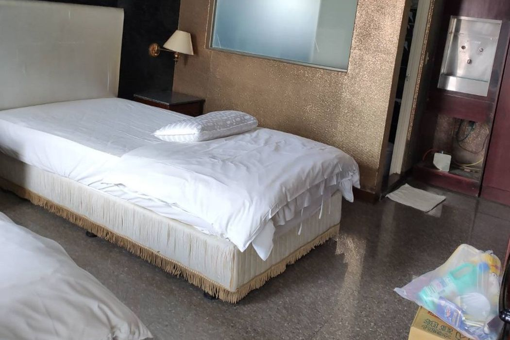 雲林縣的防疫旅館,每天住宿費用約1700元至3500元,包含一天三餐。記者陳雅玲...
