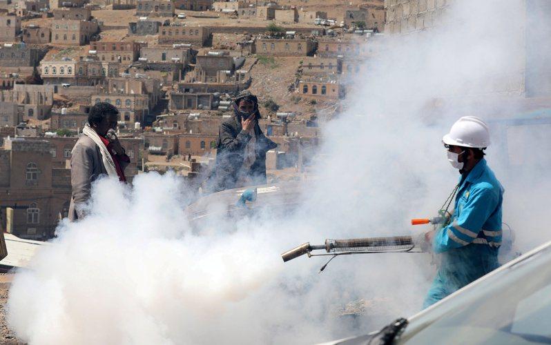 葉門南方勢力宣布自治,政府批將招來「災難後果」。 路透社