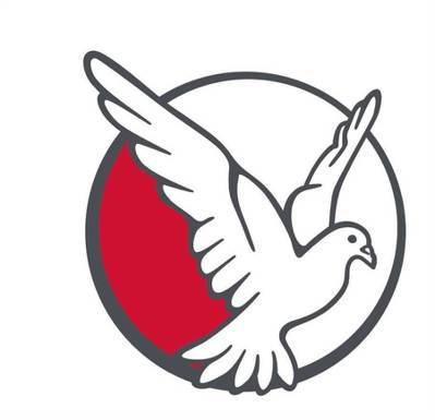 飛鴿LOGO是第四代最新企業識別標誌,而會用飛鴿是因為創辦人希望世界和平的概念 ...
