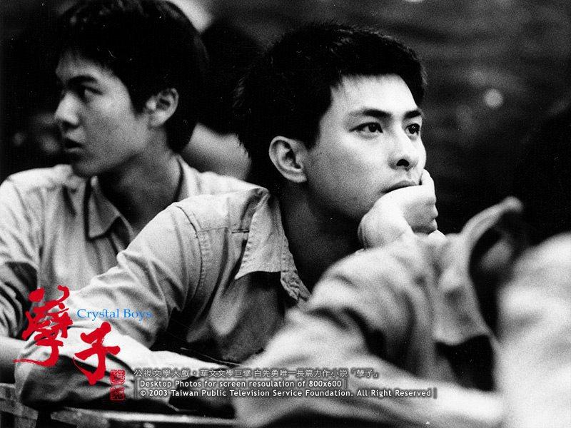 電視劇「孽子」范植偉飾演男主角李青。圖/洹國際文化提供